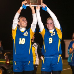 Presque Isle girls soccer finds redemption in 2-0 win over Hermon