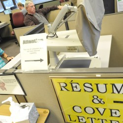 Maine's jobless rate holds steady in August, while nation's drops
