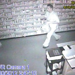 Burnham man charged in Unity pharmacy break-in