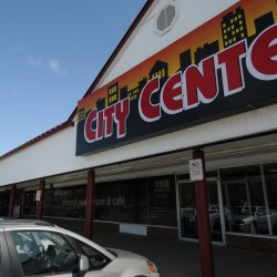 Owner of Brewer shopping center sues city over Rock Church's move