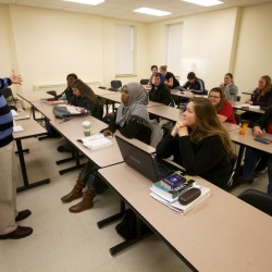Early morning community college classes help full-time workers, parents continue education