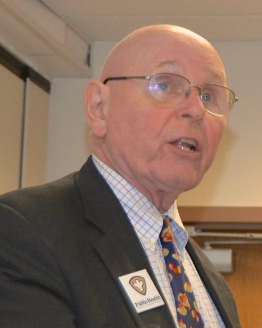Hugh Tilson