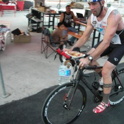 "Optibike takes first place in inaugural ""assault on the peak"""