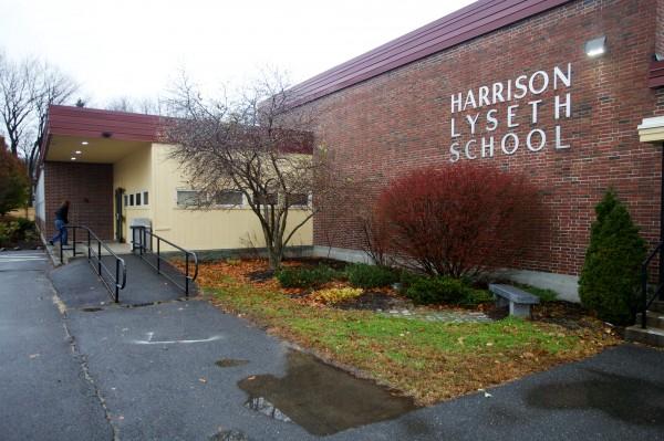 Harrison Lyseth Elementary School in Portland.