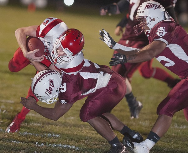 Twelve unidentified players on the Dexter Regional High School football team have been suspended for an alleged hazing incident, but the role supervising adults played is still being investigated, according to AOS 94 Superintendent Kevin Jordan.