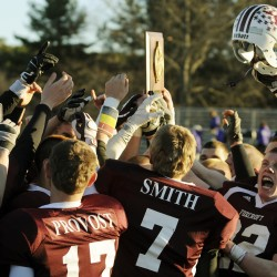 Foxcroft Academy football player Don Boyer earns LTC's top honor