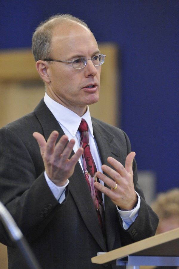 Michael Roberts, deputy district attorney for Penobscot County