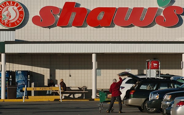 The former Shaw's Supermarkets location on Springer Drive in Bangor closed at the end of January 2009, affecting 100 employees. Shaw's announced Friday that they would lay off 700 workers across New England.