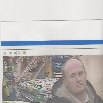 Police seek to ID this man.