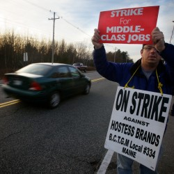Striking Hostess workers in Maine recall glory days of J.J. Nissen, hope brand is saved by new buyer