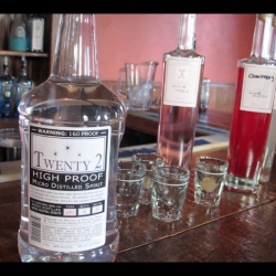Houlton vodka maker offers up creative cocktails for charity