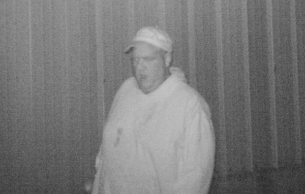 One of three images released by the Portland Police Department on Friday, Nov. 2, 2012, showing individuals police believe are behind a slate of copper thefts from Central Maine Power Co. facilities in the city.
