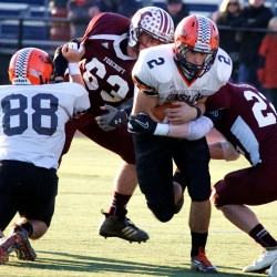 Traditional power game preserves Eastern Maine title wins for Foxcroft, Mt. Blue football teams