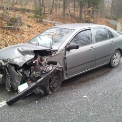 Two children hurt in Trenton accident