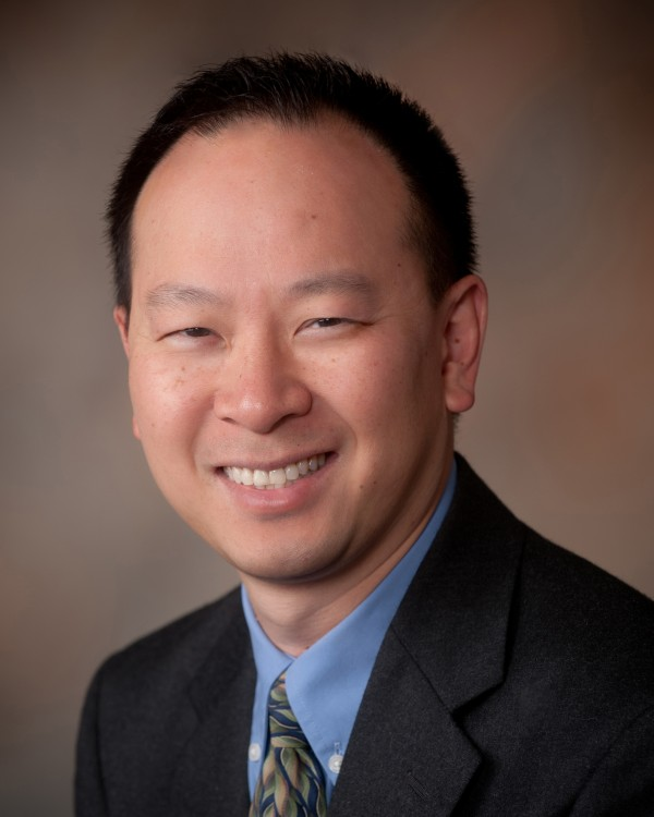 Dr. Anthony Ng, chief medical officer at The Acadia Hospital