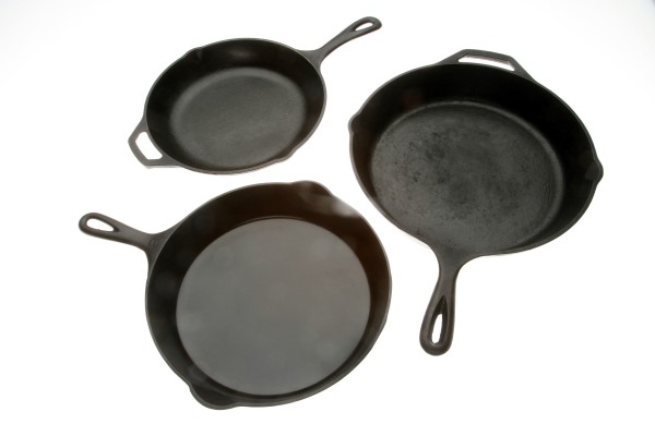 One of the hottest items on cooks' holiday lists this year is one of the oldest types of cookware around: cast iron. But today's skillets aren't necessarily the same as your grandmother's.