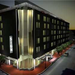 Portland developers aim to fit rectangular hotel on parallelogram lot