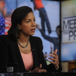Susan Rice may become next national security adviser