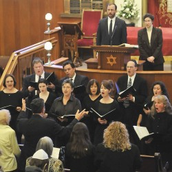 High Holy Days draw Colby rabbi to Rockland for services