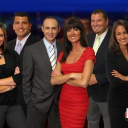'You can never go wrong by doing the right thing': TV team rebounds after on-air resignation
