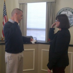 Bangor says goodbye to city clerk, appoints interim