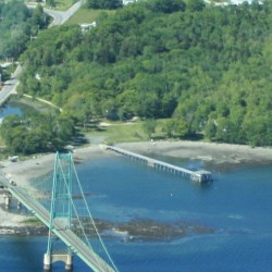 State considering adding guardrail, asphalt to improve safety of Deer Isle causeway