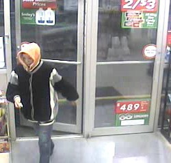 Woman robs Circle K in Orono of cash, pack of cigarettes