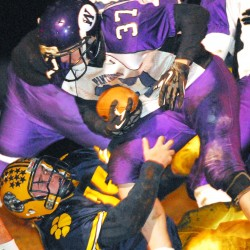 Unbeatens Lawrence, Mt. Blue seek regional football titles in Class A, B