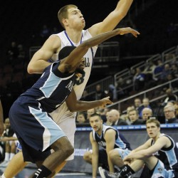 UMaine can't allow Seton Hall easy baskets, says coach Woodward