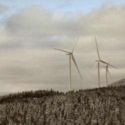 Canadian firm to scale back Kibby Mountain wind project