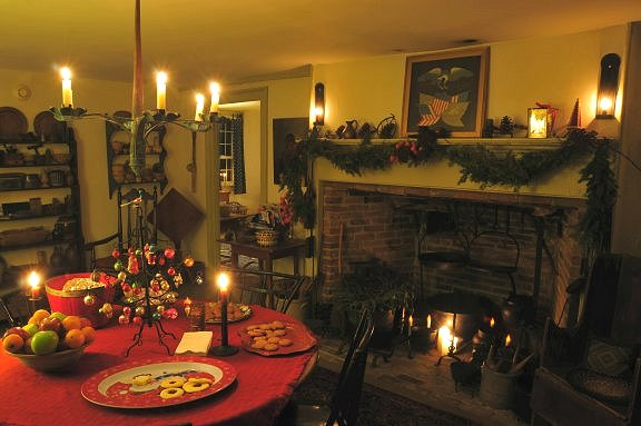 The Todd House is among five elegant homes to be showcased this weekend in Eastport during a self-guided holiday tour that features architecture, decorations and culinary treats.