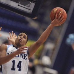 UMaine men's basketball looks to end shooting slump against Brown