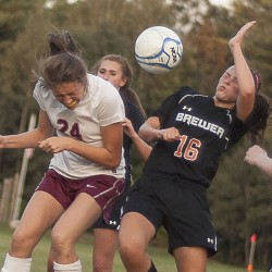Motivated Bangor girls soccer team looking ahead to playoffs