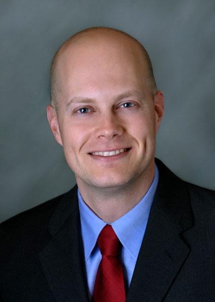 Maine Democratic Party Chairman Ben Grant