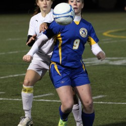 Falmouth girls soccer team blanks Morse, ready to defend state 'B' crown