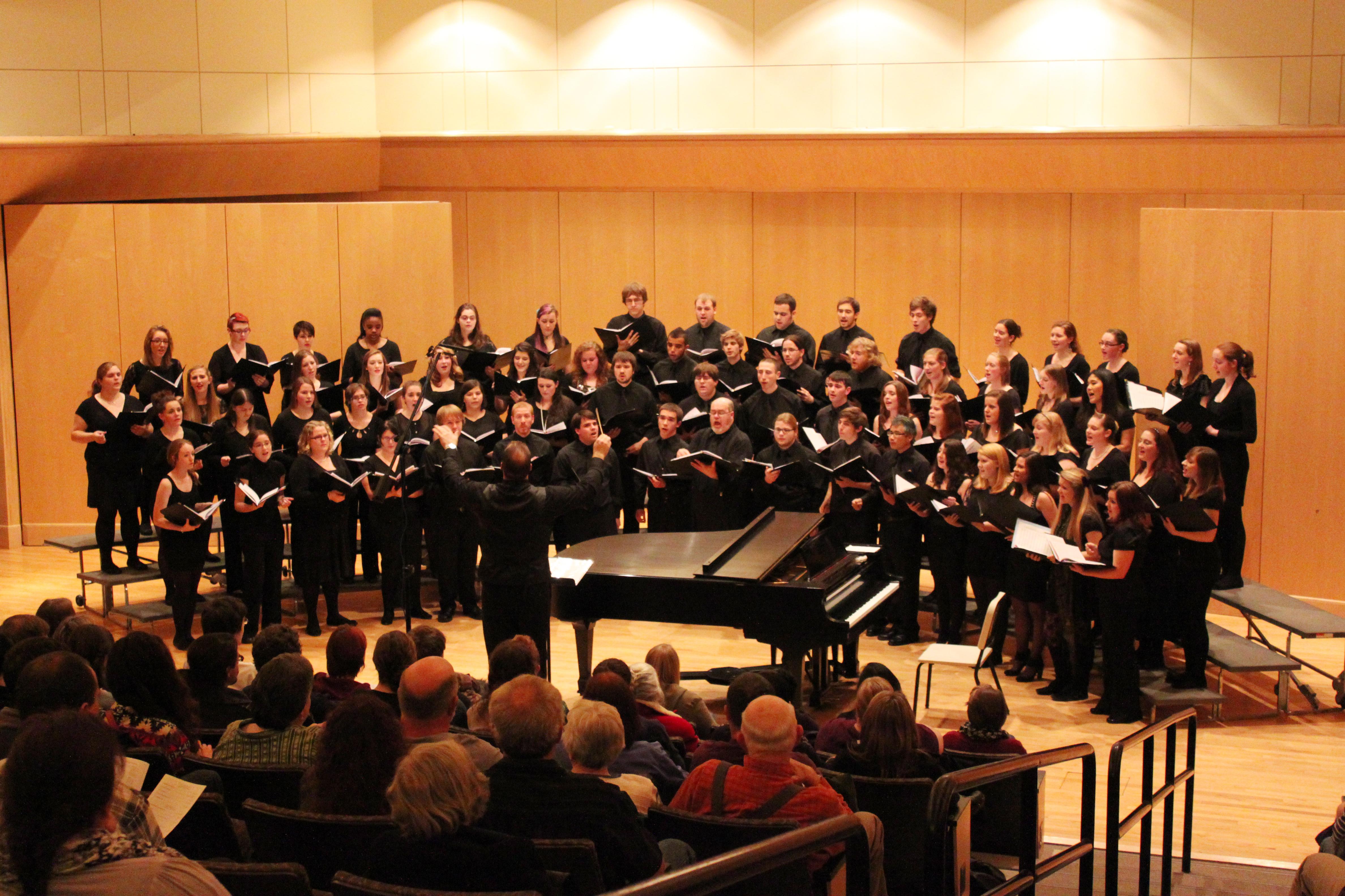UMaine Collegiate Chorale Concert
