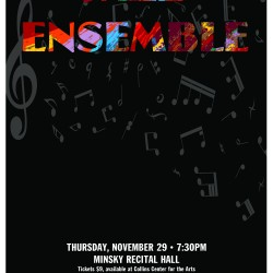 UMaine Jazz Ensemble Concert • Thursday, November 29