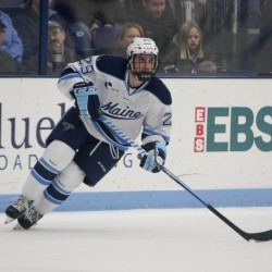 Healthy Leen making large contribution for UMaine; Bears to host UMass Friday night
