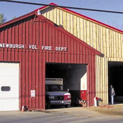 Newburgh soon will have a new addition to its fire station.