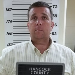 Ellsworth businessman arrested on drug trafficking charge