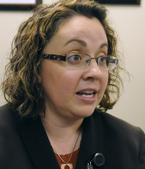 Carrie Lemos is the Executive Director of Unlimited Solutions Clubhouse in Bangor.