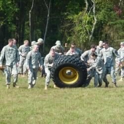 Army cadet graduates from ROTC training in Kentucky