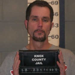 Searsmont man gets three years for rash of burglaries in Knox, Waldo counties
