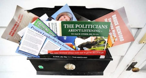 One man's mail: A look at the 60 political pamphlets that have