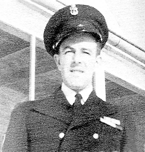 Born in North Brewer in October 1914, Sidney William Jones joined the Navy after his high school graduation. He was a chief quartermaster and the assistant navigator aboard the submarine USS Tang when a torpedo ran wild and sank the sub in October 1944. Jones went down with his sub.