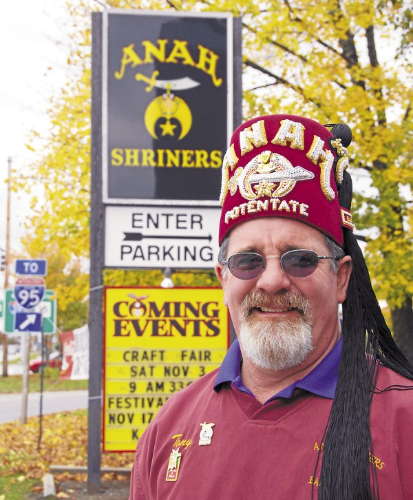 Potentate represents Anah Shrine in Maine and elsewhere — The ...