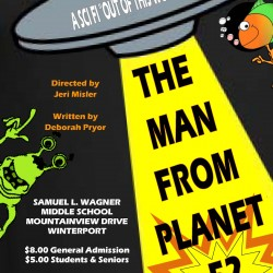 Fun for the whole family - The Man from Planet 52
