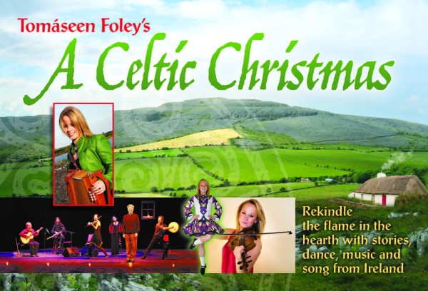 A Celtic Christmas at Caribou Performing Arts Center on Thursday, December 6, 2012 at 7:00 pm