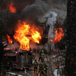Investigators unable to find cause of Ellsworth fire that preceded homeowner killing himself