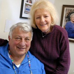 Billy and Gloria, of Miller Drug, are retiring Friday after 55 years.